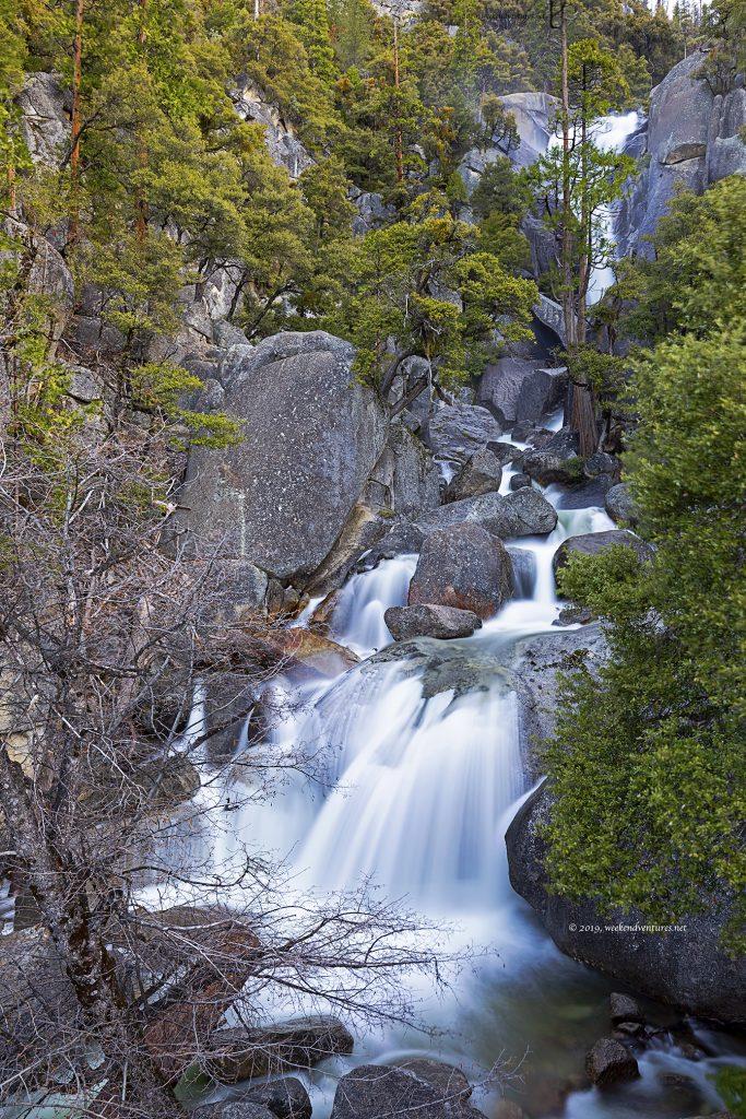 Wildcat Falls - Yosemite National Park