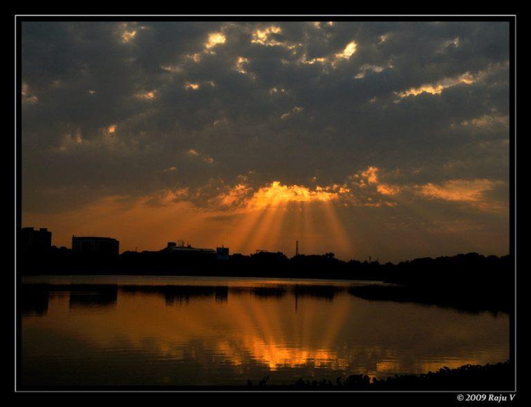 Hebbal lake - Bangalore