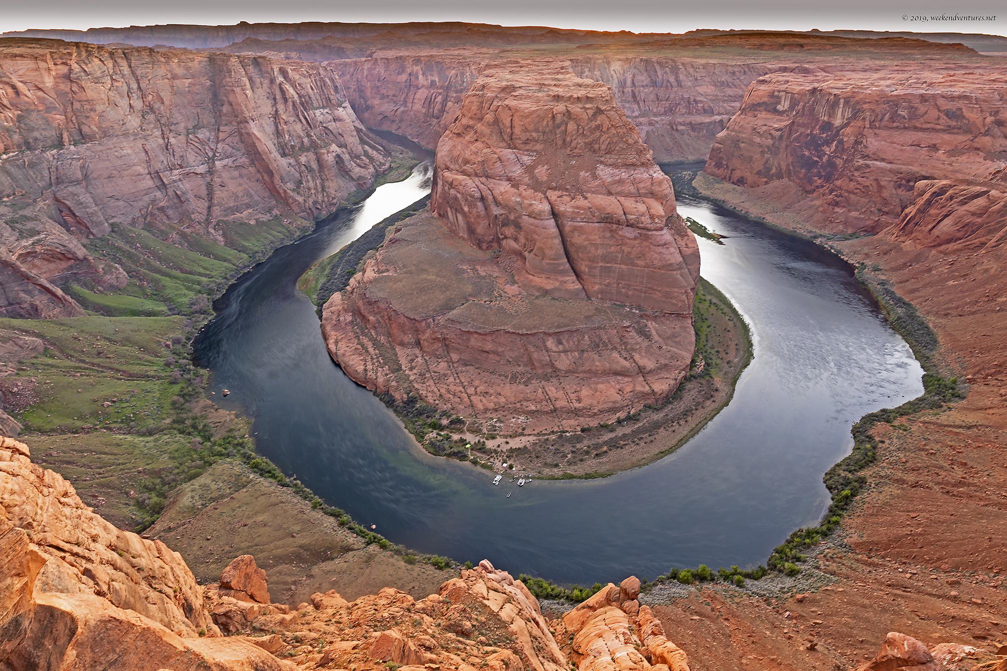 Horsehoe Bend - Grand Canyon