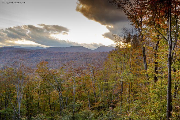 Flume Gorge - New Hampshire