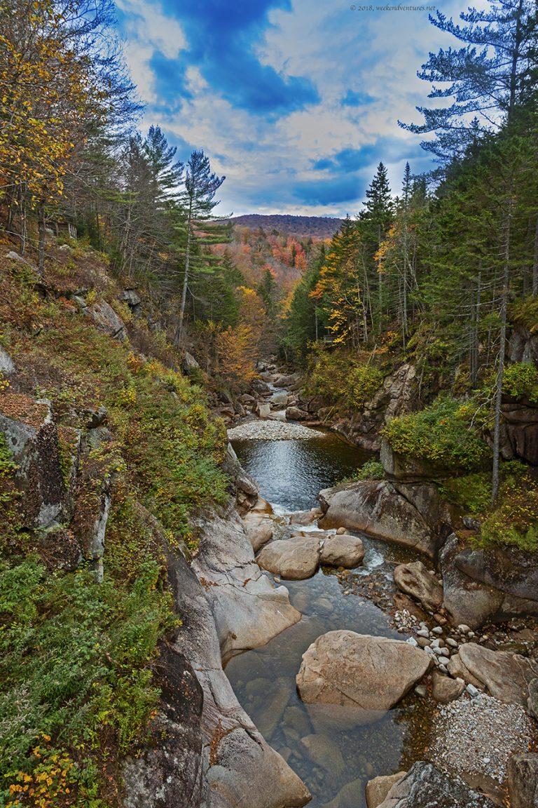 Flume Gorge, NH
