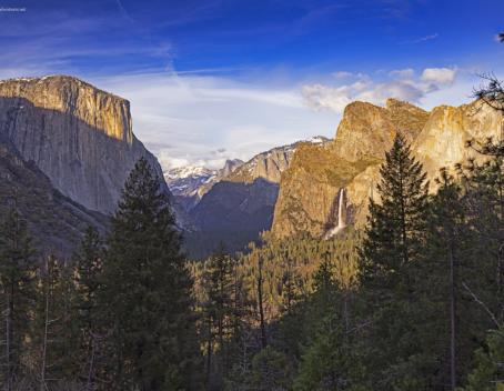 Yosemite National Park, CA - 2019